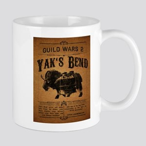Yaks Bend Logo Mug