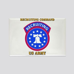 SSI - Army - Recruiting Command with Text Rectangl