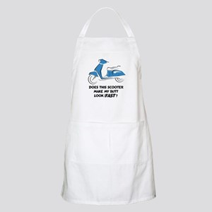 Fast Butt (Blue) BBQ Apron