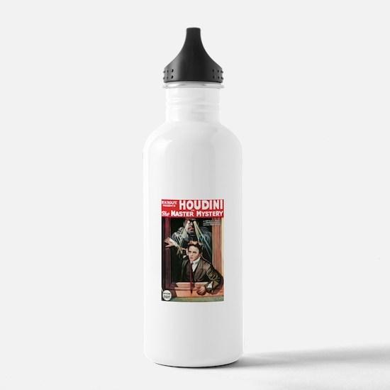 Houdini Master of Mystery Water Bottle