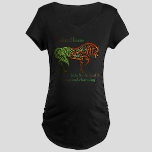 Celtic Horse Maternity T-Shirt