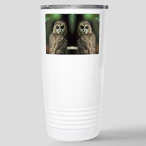 Who Gives Two Hoots Travel Mug