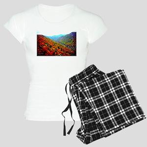 Through The Mountains Pajamas