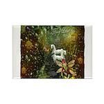 Fairyland Rectangle Magnet