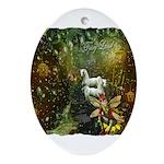 Fairyland Ornament (Oval)