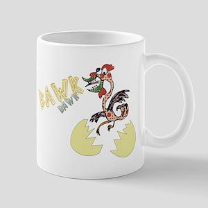 Chicky Go Bawk Bawk Mug