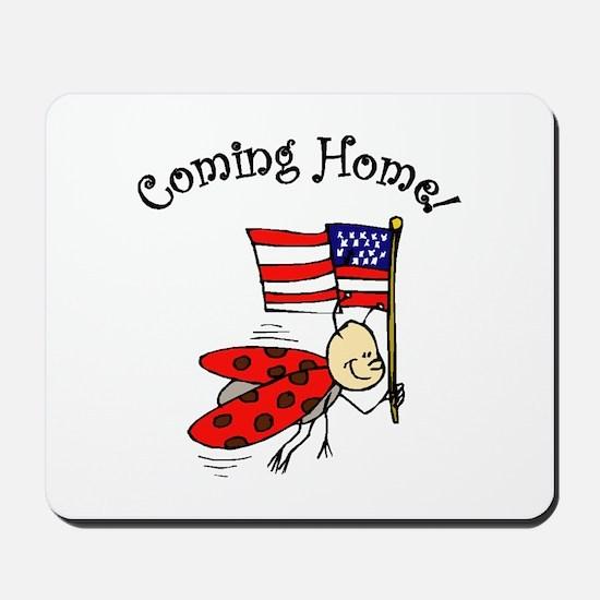 Coming Home Mousepad