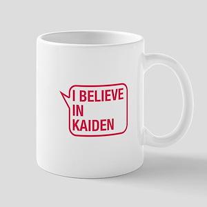 I Believe In Kaiden Mug