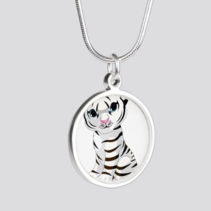 Baby White Tiger Necklaces
