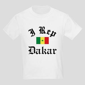 I rep Dakar Kids Light T-Shirt