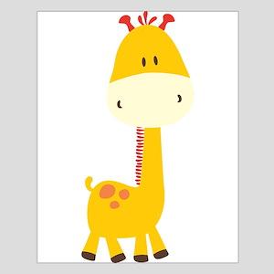 Baby Giraffe Posters