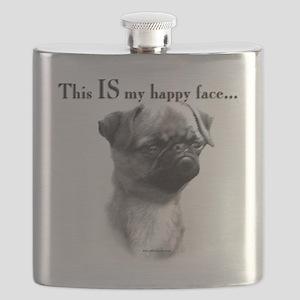 BrusselHappy Flask