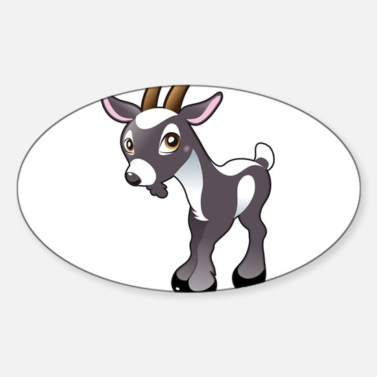 Baby Goat Decal