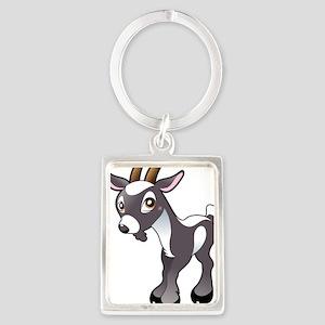Baby Goat Keychains
