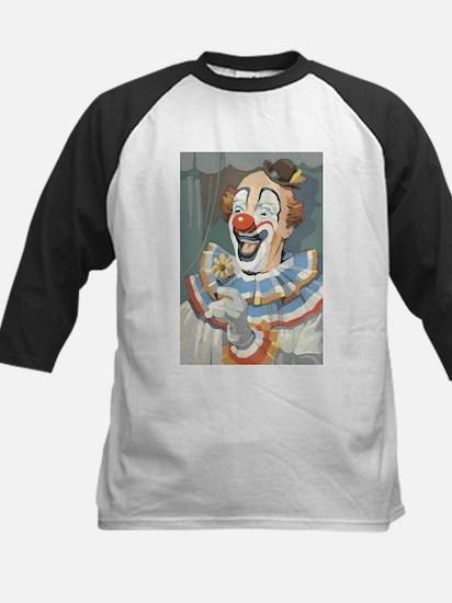 Painted Clown Baseball Jersey