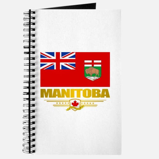 Manitoba Flag Journal