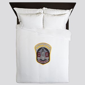 warrant Queen Duvet