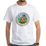 Medical Marijuana White T-Shirt