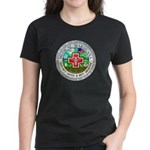 Medical Marijuana Women's Dark T-Shirt