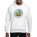 Medical Marijuana Hooded Sweatshirt