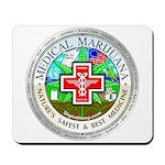 Medical Marijuana Mousepad