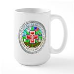 Medical Marijuana Large Mug Mugs