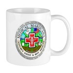 Medical Marijuana Mug