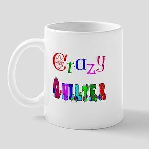 Crazy Quilter Mug