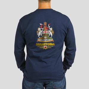 Manitoba COA Long Sleeve T-Shirt