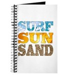 Surf, Sun, Sand Journal