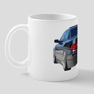 Gen 3 Coupe rear shot Mug
