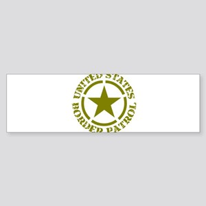 border-patrol Bumper Sticker