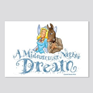 A Midsummer Night's Dream Postcards (Package of 8)