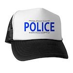 Trucker Hat (Police)