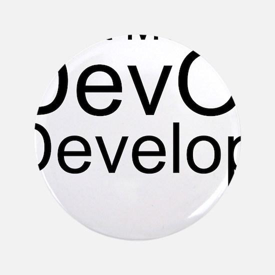 Trust Me, I'm A DevOps Developer Button