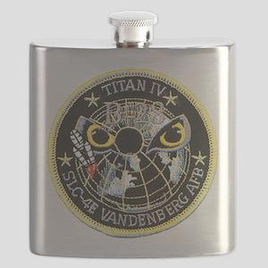 Titan IV Vandenberg Flask