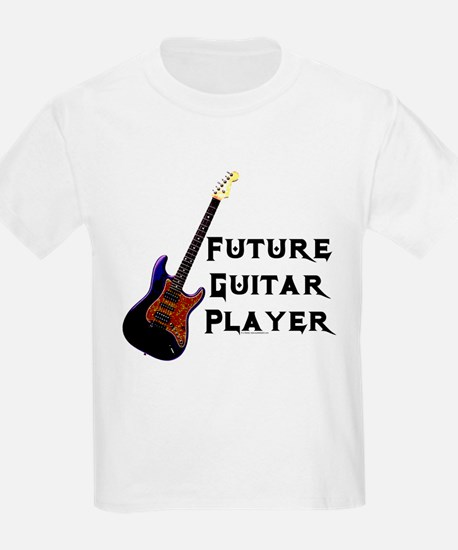 Future Guitar Player Kids T-Shirt