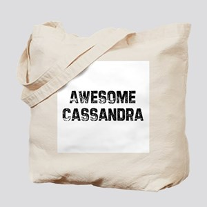 Awesome Cassandra Tote Bag