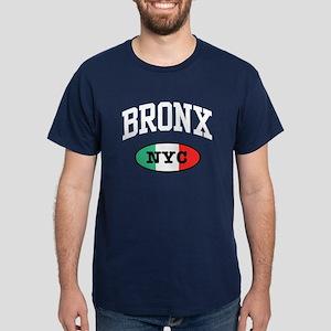 Italian Bronx NYC Dark T-Shirt
