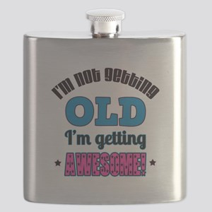 I'm Not Old I'm Awesome Flask