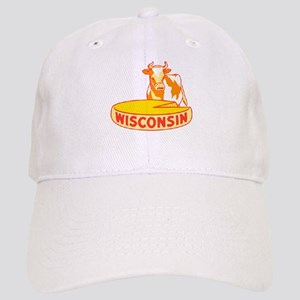 Vintage Wisconsin Cheese Baseball Cap