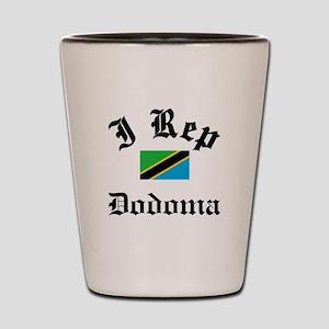 I rep Dodoma Shot Glass