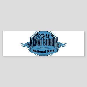 kenai fjords 1 Bumper Sticker