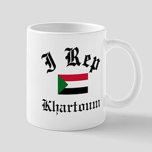 I rep Khartoum Mug
