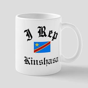 I rep Kinshasa Mug