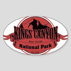 kings canyon 3 Sticker
