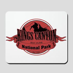 kings canyon 3 Mousepad