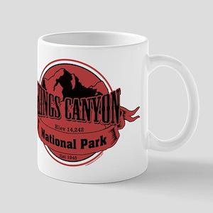 kings canyon 3 Mug