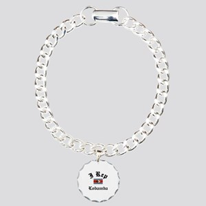I rep Lobamba Charm Bracelet, One Charm