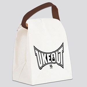 Ukeout Canvas Lunch Bag
